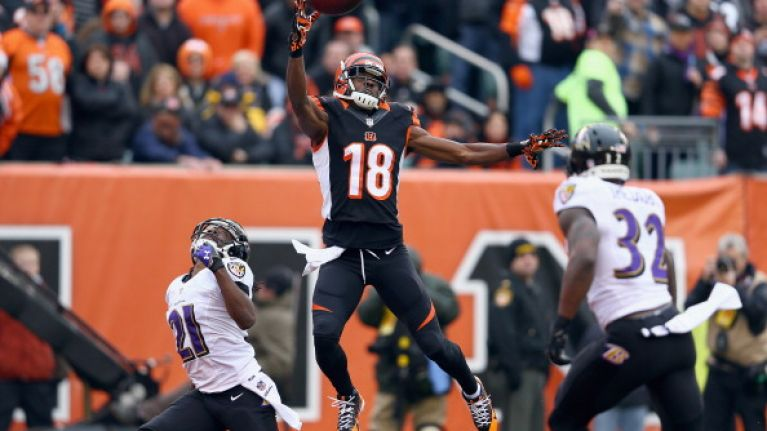 Five Of The Best Catches From This Year S Nfl Action Joe