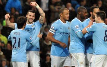 Video: Manchester City heap the misery on Big Sam as they score five...make that six
