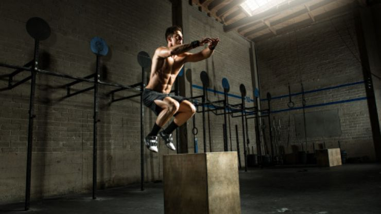 JOE's post-workout tips: A plyometric circuit for explosive strength