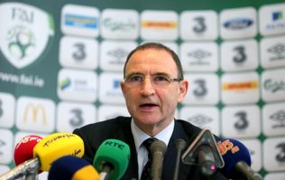 The provisional Irish squad for the qualifiers against Gibraltar and Germany has been named