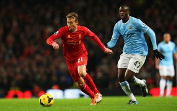 Video: Lucas Leiva closing in on first team return after posting training footage to Instagram
