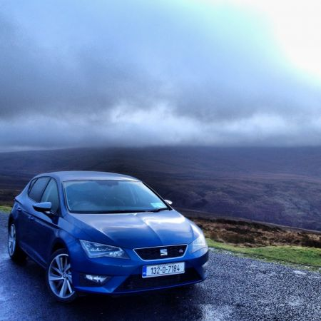 joe s car review seat leon fr the 184hp version joe is the voice of irish people at home. Black Bedroom Furniture Sets. Home Design Ideas