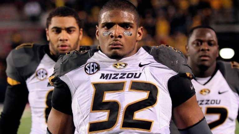 Video  US broadcaster s brilliant speech about openly gay NFL prospect Michael  Sam 798699dbe