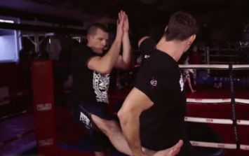 Video: A Muay Thai masterclass for fitness and self defence