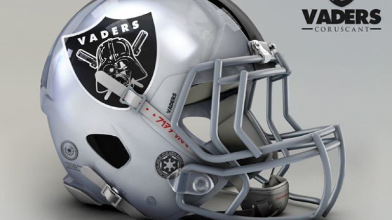 Gallery: NFL team logos get the Star Wars treatment