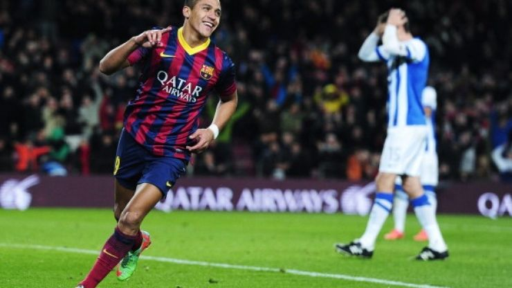 Video: Come and laugh at this hilarious own goal in the Barca v Real Sociedad game last night