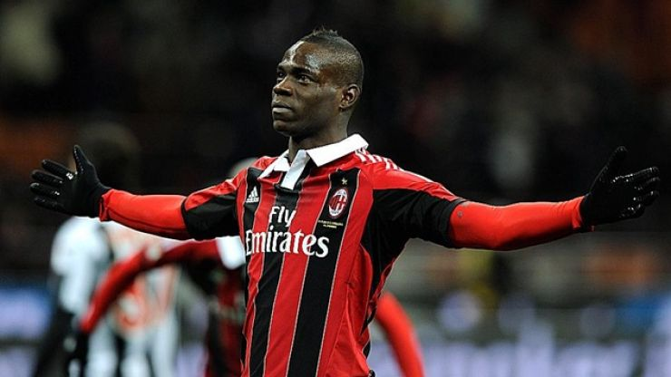 Pic: A cut above the rest – Super Mario Balotelli has a crazy new haircut...