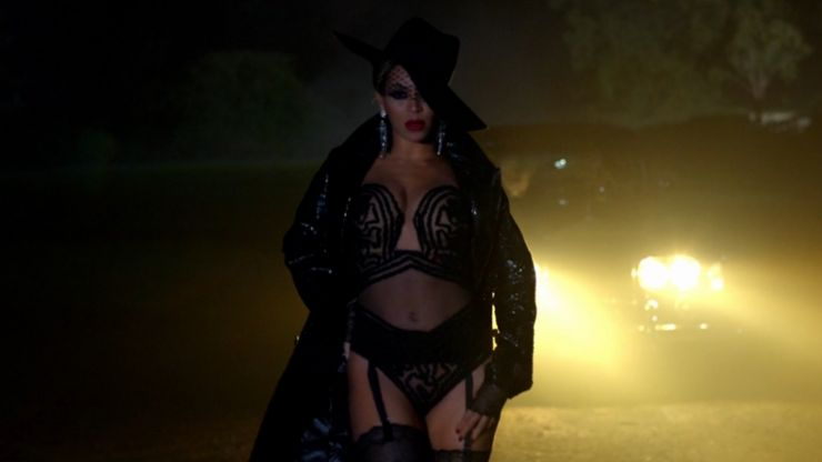 Video: Beyonce's latest video features lingerie, pole dancing and is definitely NSFW