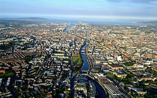 Dublin is the 34th best city in the world to live in right now