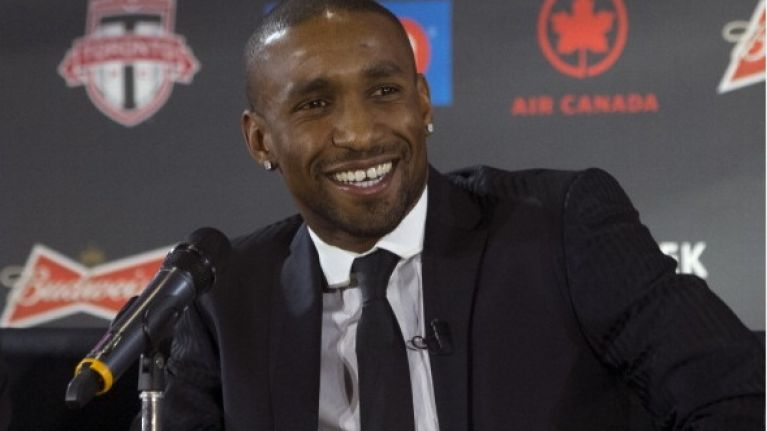 Video: Jermain Defoe saying 'y'know' 20 times in one 70-second interview