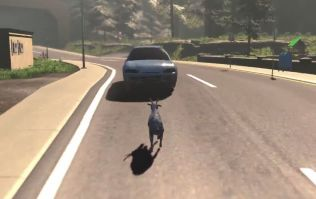Video: Goat Simulator could be our favourite video game to date...