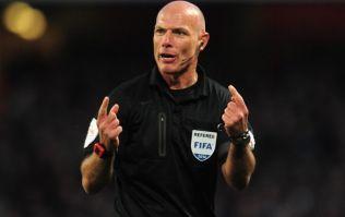 Video: Have you seen referee Howard Webb's beautiful Panenka penalty?