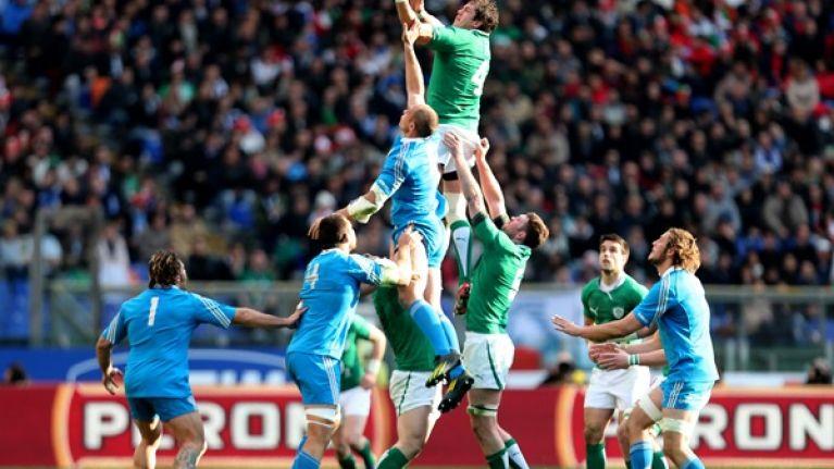 """Win two """"money-can't-buy"""" tickets to Ireland v Italy thanks to Aviva Health"""