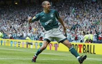 Video: Every single one of the 242 goals Henrik Larsson scored for Celtic