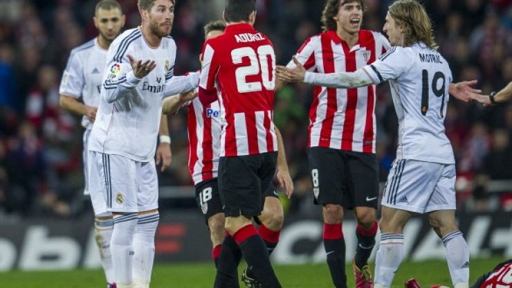 Video: The good and the bad of Sergio Ramos summed up in one amazing cameo last night