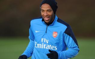 Thierry Henry was asked a lot of questions about THAT handball during an #AskThierry Twitter Q and A today