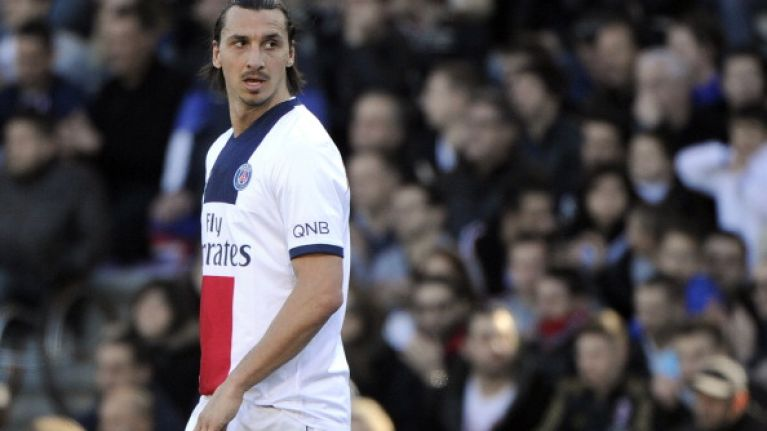 Video: A failed Panenka, a hat-trick and a breather - just another day at the office for Zlatan Ibrahimovic