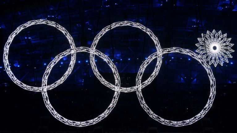 Picture: NBC's coverage of the Winter Olympics made a pretty big mistake with these flags