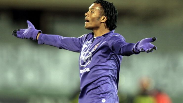 Video: Juan Cuadrado scored an absolute screamer in the Coppa Italia last night