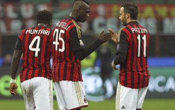 Video: Mario Balotelli scores an outrageous winner for AC Milan