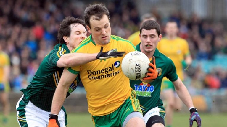 Video: Michael Murphy kicked an almost impossible point to salvage a draw for Donegal yesterday
