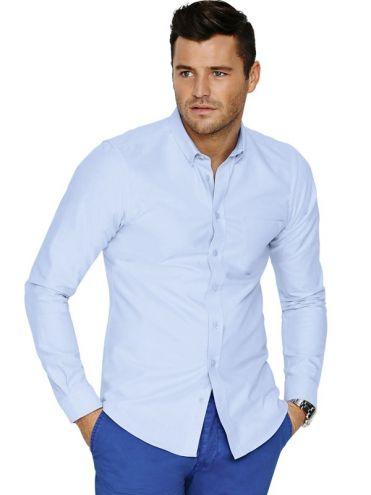 Goodsouls Men's Oxford Shirt - €25