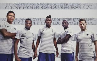 Pics: The new France away kit is very tasty indeed