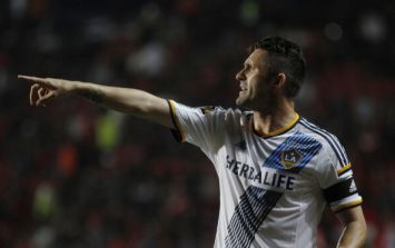 Video: Robbie Keane scores a class equaliser against Real Salt Lake for LA Galaxy