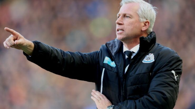 This banner really makes you wonder how Alan Pardew still has a job at Newcastle