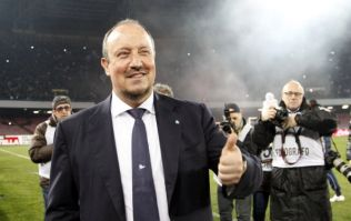 PIC: Rafa Benitez and Real Madrid cost this fan over €14,000 last night