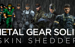Skin Shedder: The many changing faces of Metal Gear Solid's Snake
