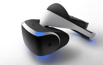 Sony announce a new virtual reality headset for PS4