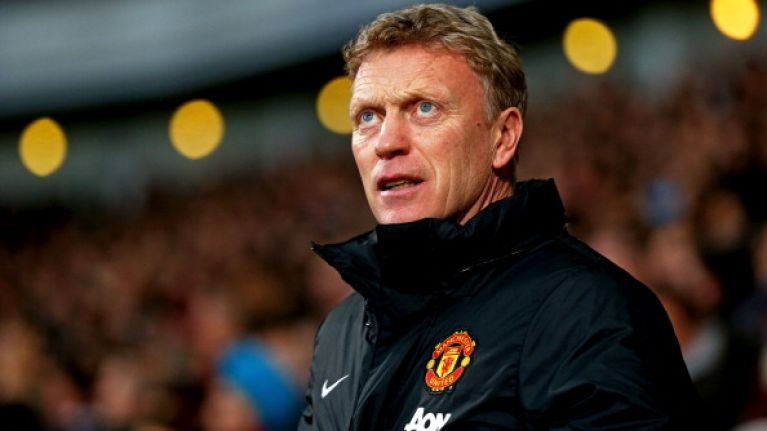 Manchester United fans planning a fly by protest calling for Moyes' head