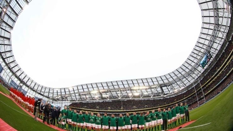 Pic: The Irish rugby team's 'Oscar-style' selfie is pretty cool