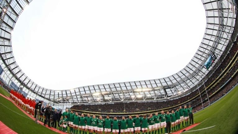 Want to enjoy the Ireland match today with different commentary and analysis? There's an app for that