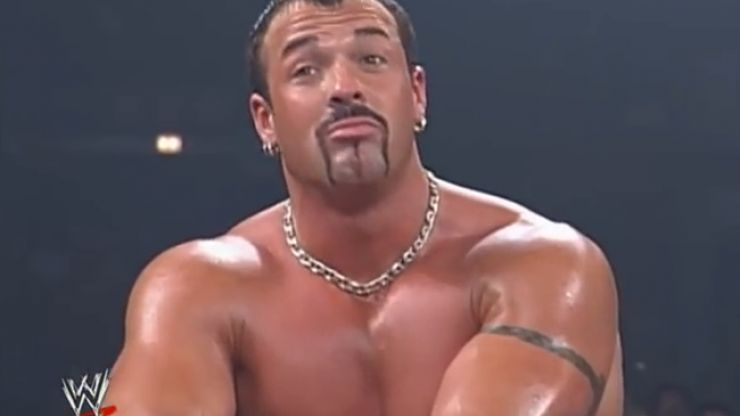Former WCW wrestler Buff Bagwell is apparently earning $400 an hour... as a gigolo