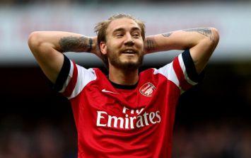 Bendtner goes berserk after bender in Copenhagen
