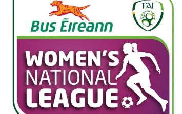 Back Of The Net: Raheny United's Claire Shine scored an absolute rocket against Wexford Youth