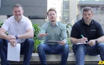 Video: Do Donnacha Ryan and Mike Ross know each other well? Watch this quiz and see