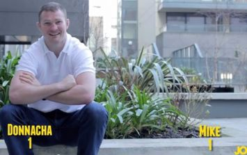 Video: We test Donnacha Ryan's and Mike Ross' knowledge of BOD trivia