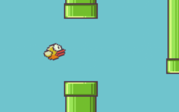 Vine: This will immediately strike a chord with anyone who has ever played (and been frustrated by) Flappy Bird