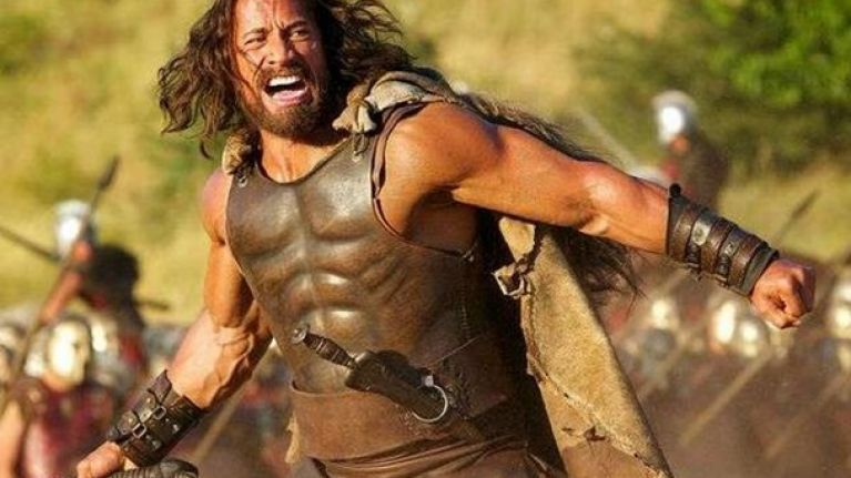 pic the rock reveals first fantastic poster for new hercules movie