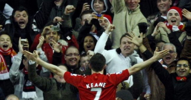 Robbie Keane gets a mention in the top ten wittiest football chants of the last decade