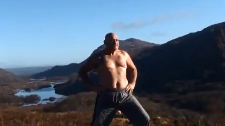 Video: This class version of the Haka by Killarney RFC is well worth a look