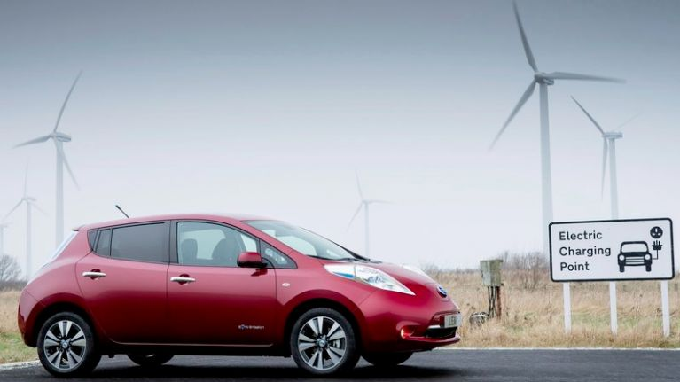Joes Car Review The All Electric Nissan Leaf Joe Is The Voice Of