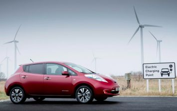 JOE's Car Review: The all-electric Nissan Leaf