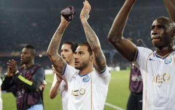 Video: Ricardo Quaresma scored a dinger of a goal for Porto last night