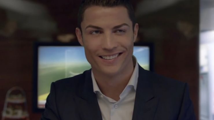 Video: Pele and Cristiano Ronaldo star in the latest advert for the World Cup in Brazil