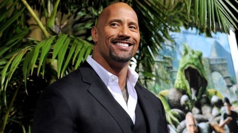 The Rock had these kind words to say to an Irish cancer patient on Twitter