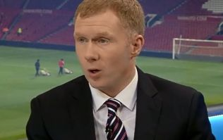 Paul Scholes signs 4-year deal to become a pundit with BT Sport